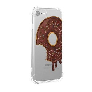 Chocolate Donut iPhone Case
