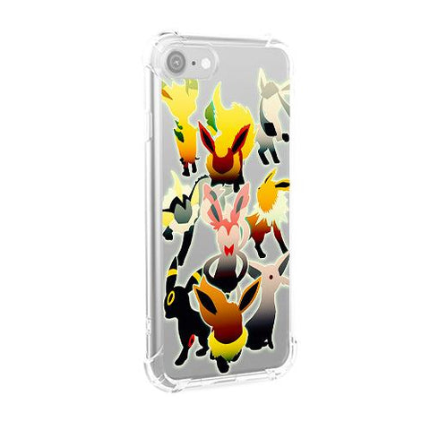Eeveelution iPhone Case