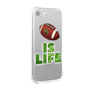 Football is LiFE iPhone Case