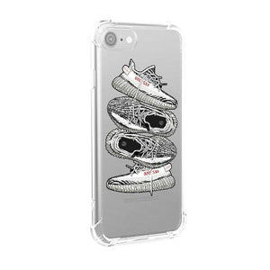 Zebra v2 iPhone Case