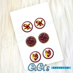 SK Earrings