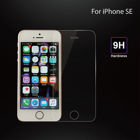 Tempered Glass for iPhone 5 SE - DoesNotBreak - 1