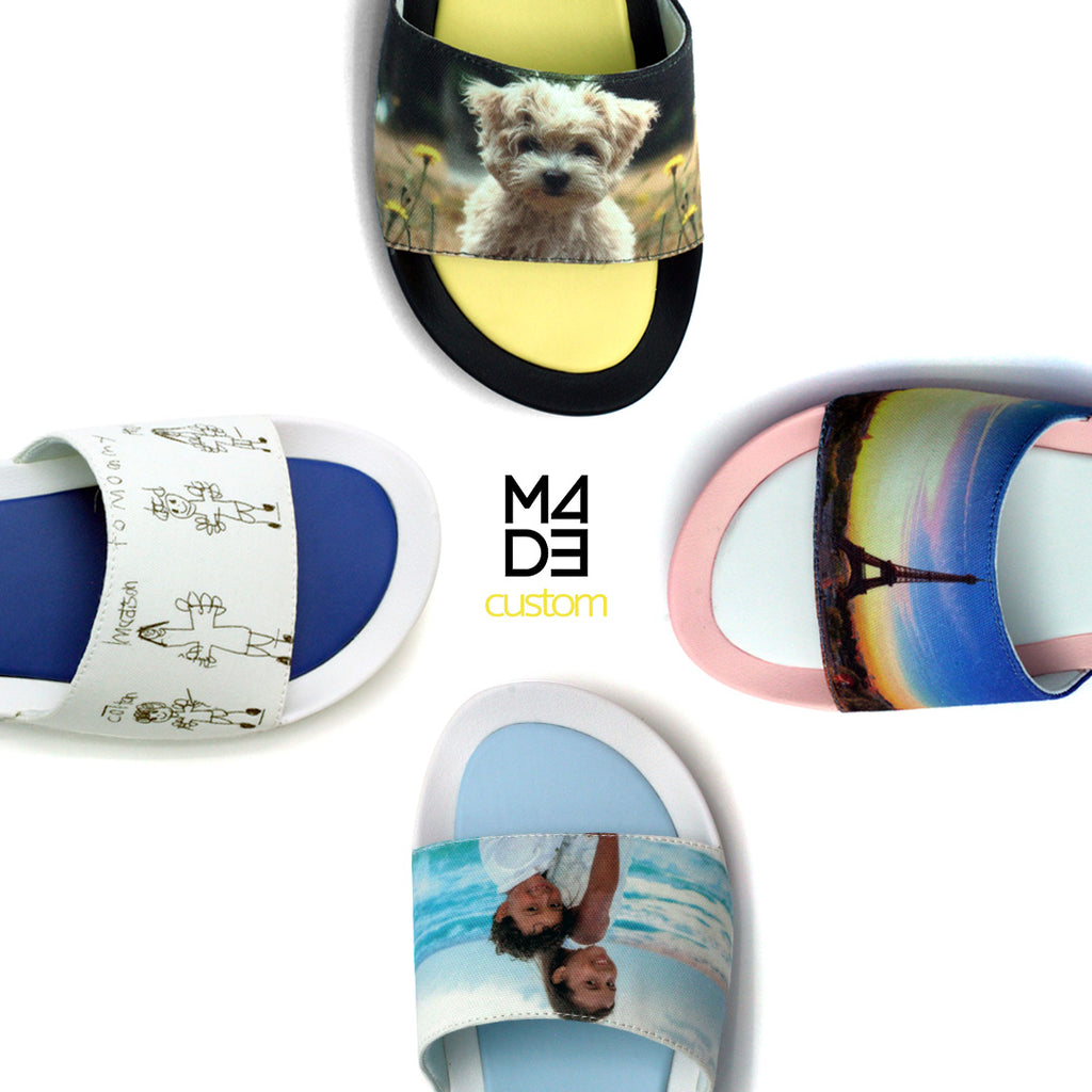 Customize your own Pool Slide with M4D3 Custom!