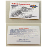 Autism Awareness Card Pack