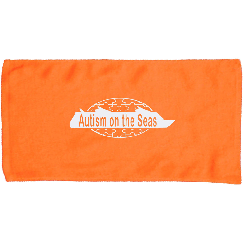 Beach Towel with AotS Logo