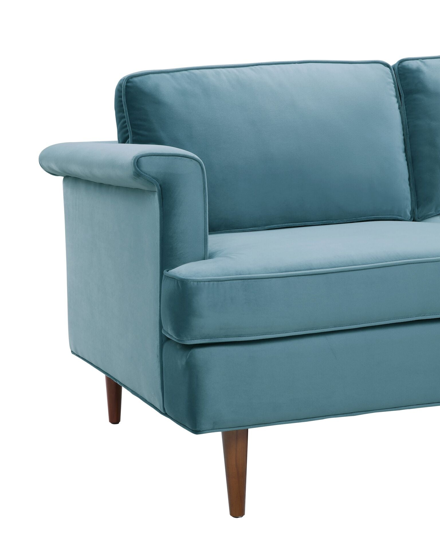 Porter Sea Blue Sofa - State.Mint Home & Garden