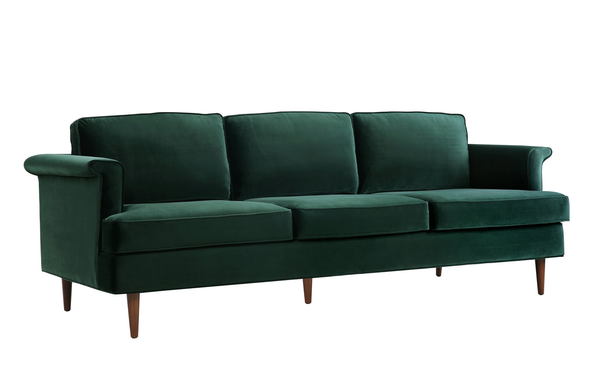 Porter Forest Green Sofa - State.Mint Home & Garden