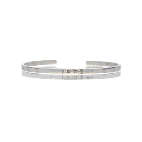 Bangle con swarovski