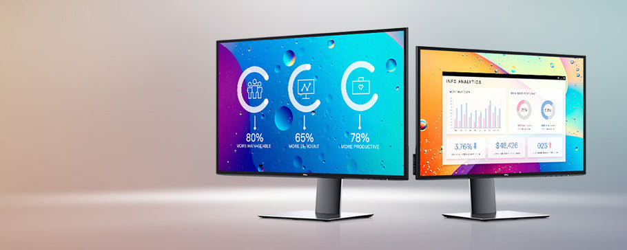 Dell UltraSharp Monitor Family Expands