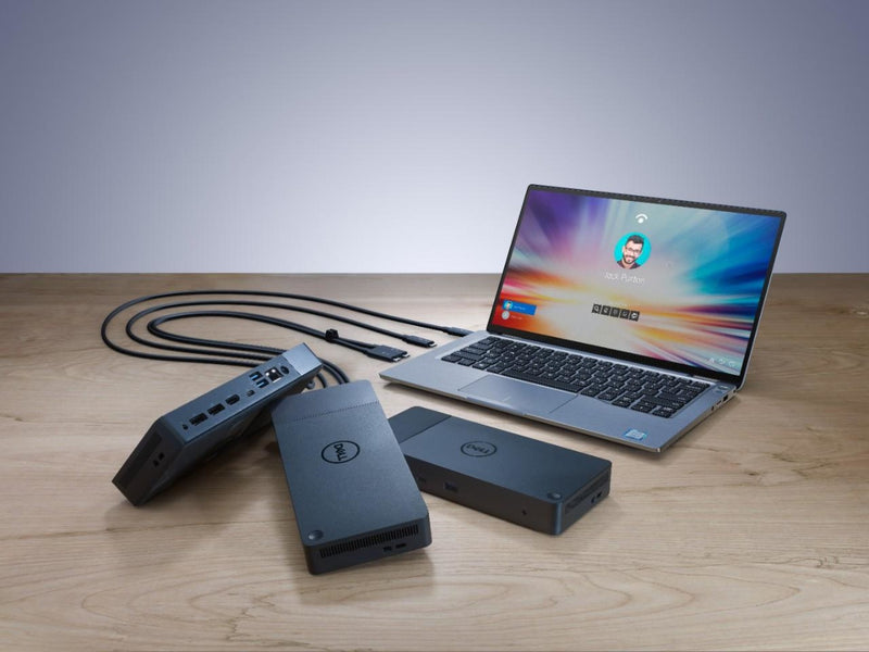 Work at Full Speed with Dell's Fastest Charging Family of Docks!