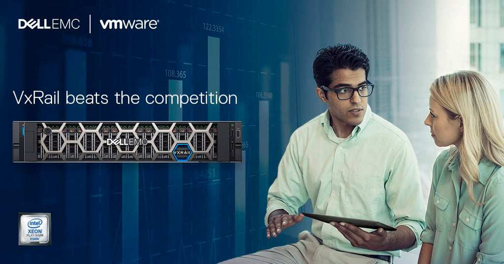 VxRail—Simpler. More Powerful. More Protected