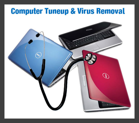 Computer Tuneup and Virus Removal Bermuda