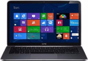 Dell XPS 13 Ultrabook Touch