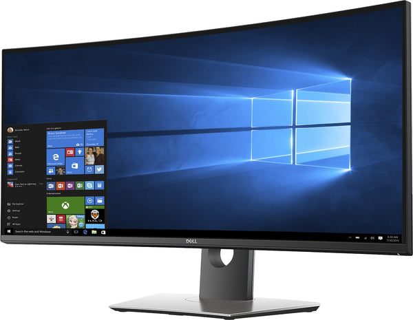 Dell UltraSharp 34 Curved Ultrawide Monitor