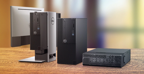 Dell Optiplex 3070 - Desktop Only