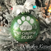 Pet Owner Personalized Ornament