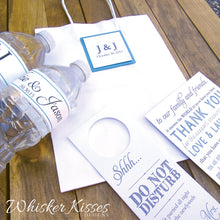 Wedding Welcome Bag Kit - Set of 10