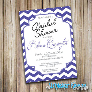 Bridal Shower Invitation - Deposit