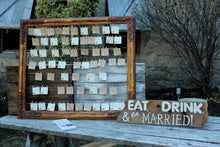 Rustic Wedding Place Cards - Deposit