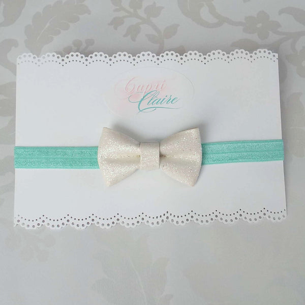Tiffany Glitter Bow