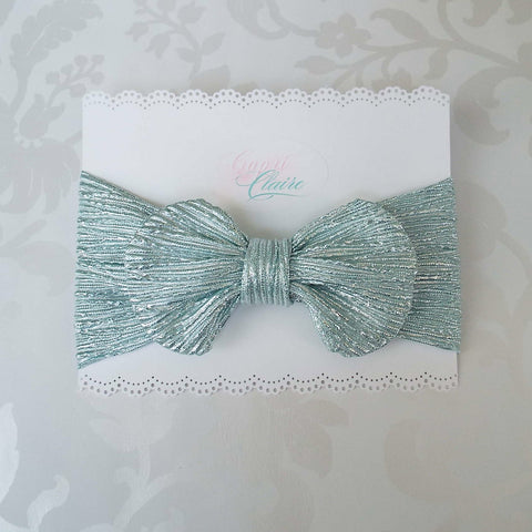 Mint Crush with Removeable Bow