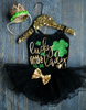 Lucky Little Lady Tutu Leotard & Crown