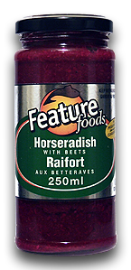 Feature Foods Horseradish with Beets $2.49
