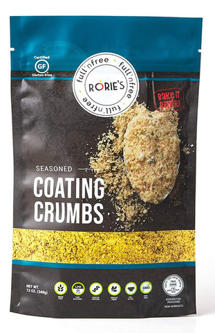 RORIE'S COATING CRUMBS (Kosher for Passover) $14.95