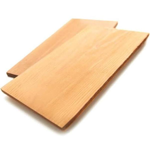 Canadian Cedar Planks for the BBQ $8.99