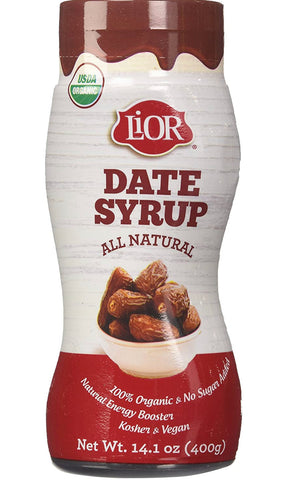 Lior Organic Date Syrup (Kosher for Passover) 14oz $10.95