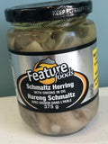 Feature Foods Schmaltz Herring in oil with onions $8.99