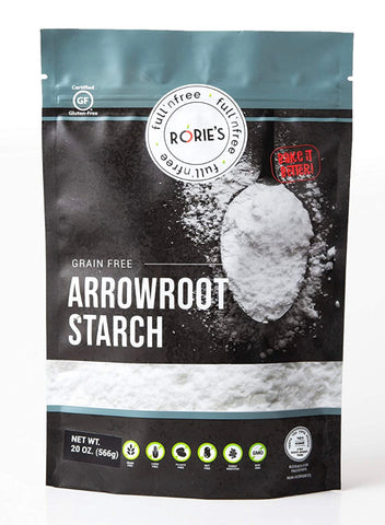 Rorie's Arrowroot Starch, Gluten Free (Kosher for Passover) $10.95