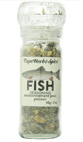 Fish Seasoning Grinder