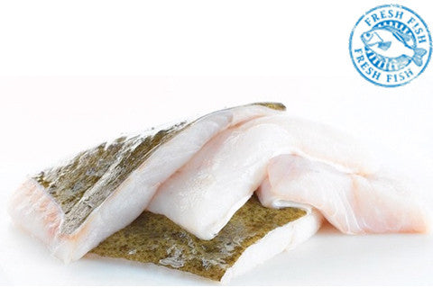 Turbot Fillets  $20.95/lb