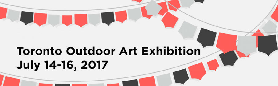 July 14-16, 2017 – Toronto Outdoor Art Exhibition