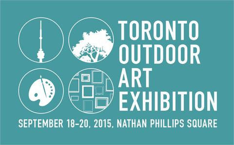 Sept 18-20, 2015 – Toronto Outdoor Art Exhibition