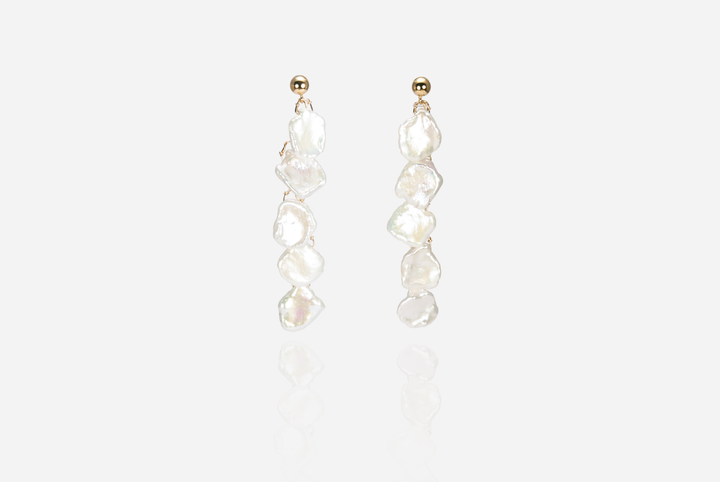 Bijoux Baroque Drop Earrings