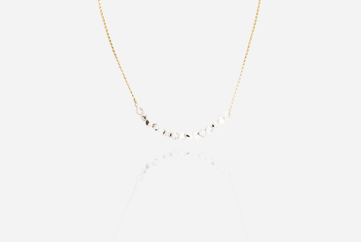 Bijoux Moonstone Necklace