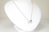 Bijoux Rose Gold Necklace
