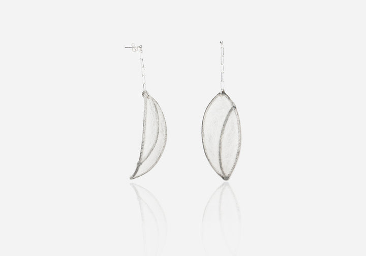 Papier Stains Drop Earrings, Large