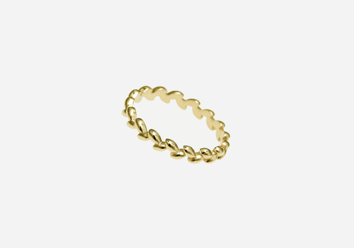 Olivia 14K Yellow Gold Ring