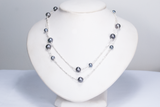 String Of Pearls Deep Sea Pearl Necklace