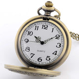 Fallout Vault 111 Pocket Watch - Bornze