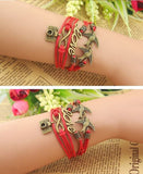 Photography Camera Love Charm Bracelet