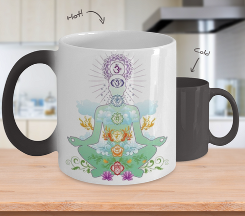 Chakra Enlightened Mug