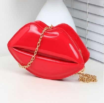 Big Lips Clutch
