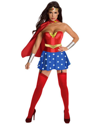 Wonder Woman Classic Cosplay Costume