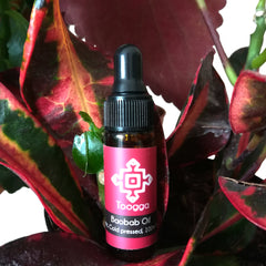 Pure Baobab Oil - Wild Harvested and Organic