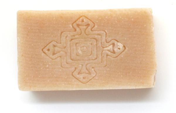 Egyptian Rose Detox Baobab and Pink Clay Soap Bar - Toogga