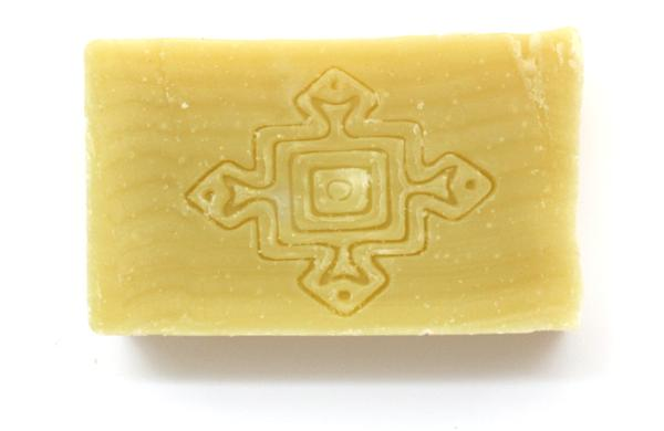 toogga Extra Mild Desert Date Clay Bar. Handmade Natural Soap